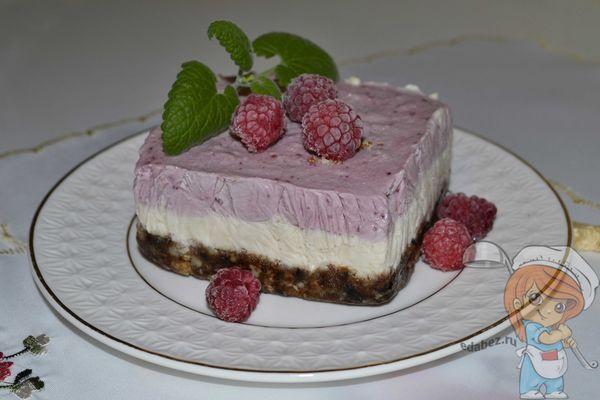 Замороженное пирожное