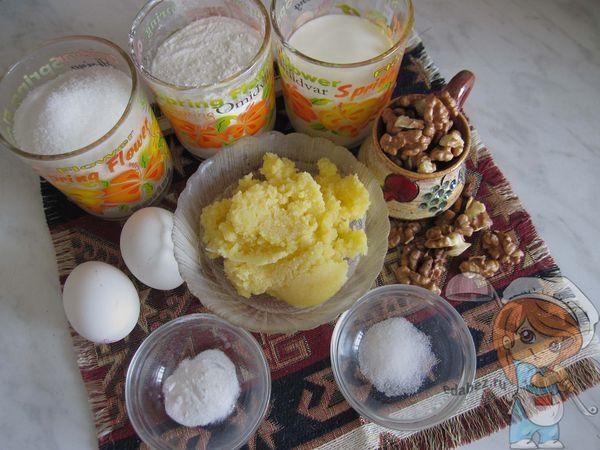 продукты для выпечки гаты