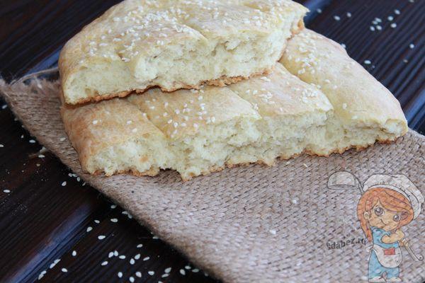 азербайджанский хлеб