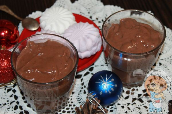 Горячий шоколад без шоколада рецепт с фото