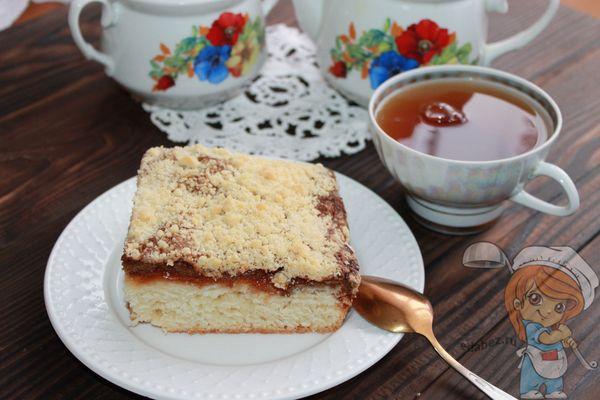Ривель кухен немецкий рецепт