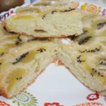 Пирог с киви рецепт с фото