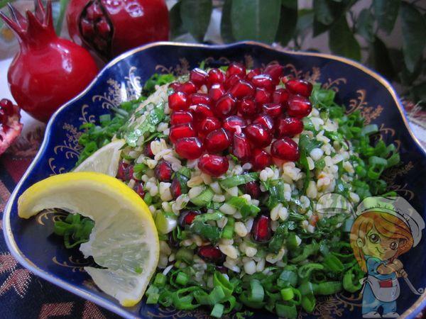 салат табуле - рецепт
