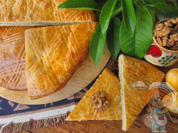 как приготовить армянскую круглую гату и как приготовить хориз