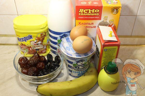 продукты для десерта без сахара