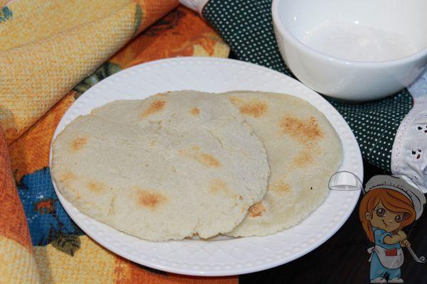 рисовые лепешки рецепт