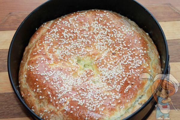 как приготовить пирог с картошкой и творогом рецепт