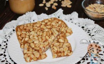 Козинаки из арахиса в домашних условиях рецепт