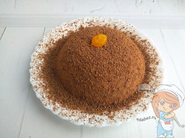 вегетарианский кешью кейк
