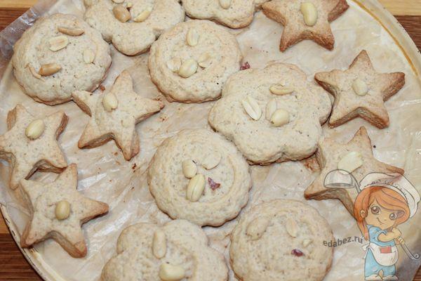 выпекаем немецкое печенье