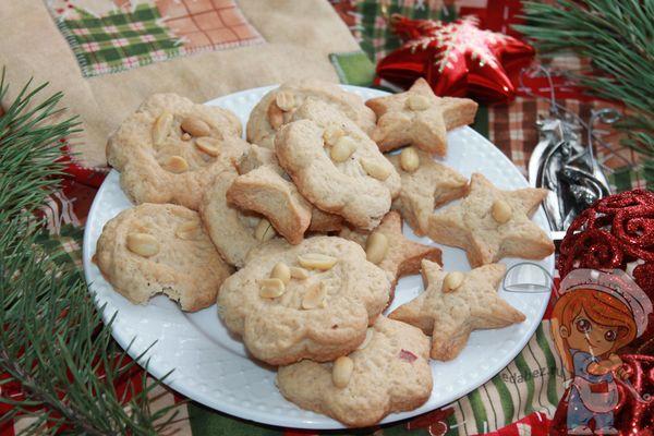 немецкое рождественское печенье - рецепт с фото