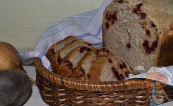 Свекольный хлеб. Рецепт хлеба со свеклой
