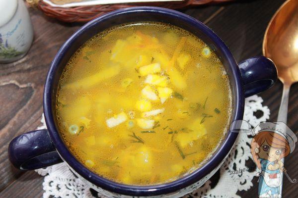 можно ли варить суп из пекинской капусты - рецепт