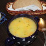 пшенный суп без мяса - рецепт