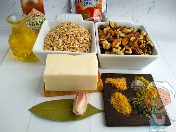 продукты для фрикаделек