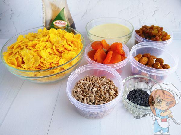 продукты для пп печенья