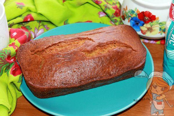 вкусный кекс без глютена