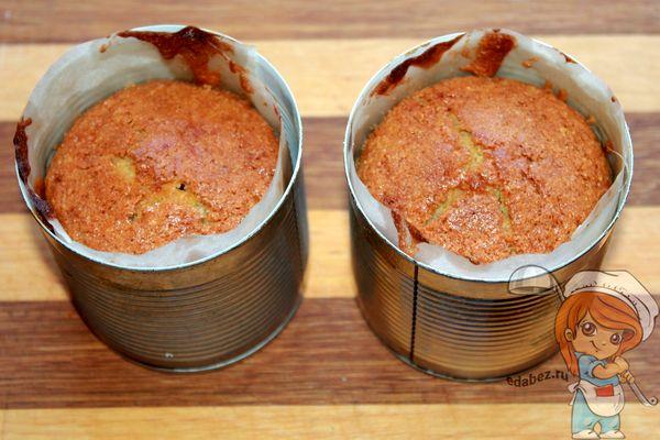 рисовые кексы - рецепт с фото