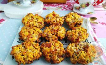 Флорентийское печенье с миндалем рецепт