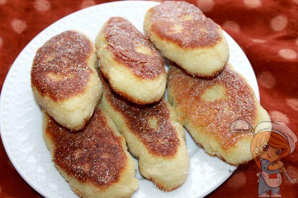 рисовые пирожки. Пирожки из рисовой муки