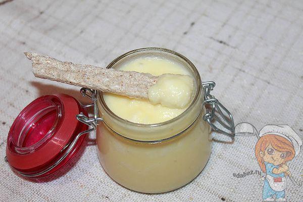 Как приготовить заварной крем без муки