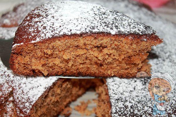 медовый пирог на кефире