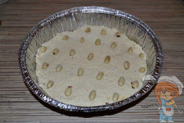 Раскладываем орешки
