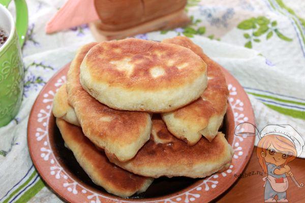 вкусные пирожки с горохом