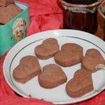Печенье сердечки рецепт с фото