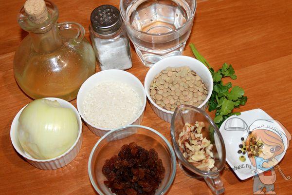 Продукты для воспнапура