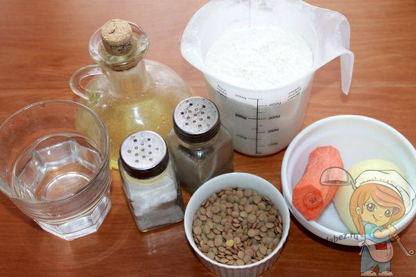 продукты для приготовления мантов без мяса