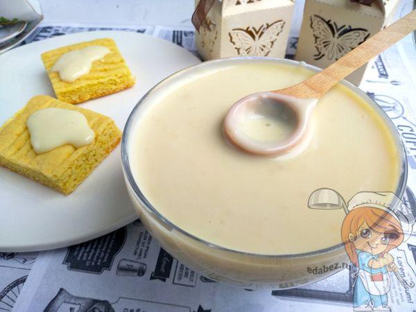 диетическая сущенка из сухого молока - рецепт с фото