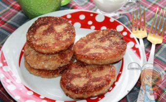 сырники с гречневой мукой - рецепт с фото