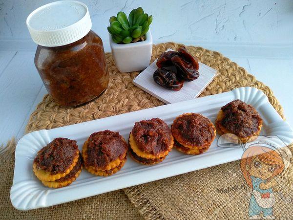 веганская пп нутелла - домашний рецепт