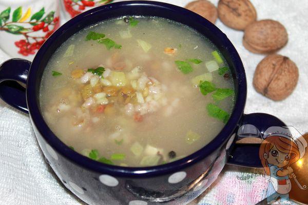 вкусный армянский суп воспнапур