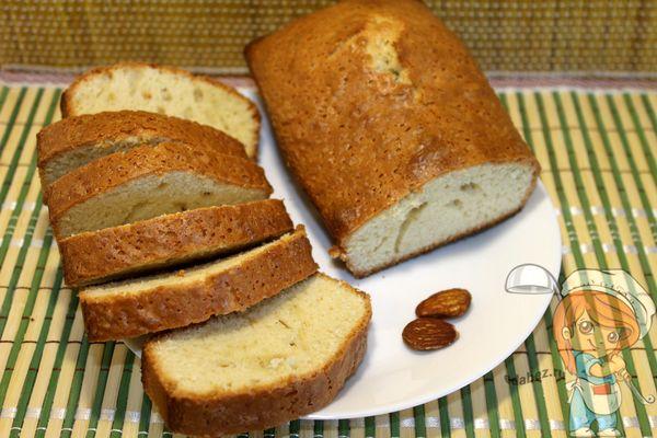 рецепт вкусного миндального пирога
