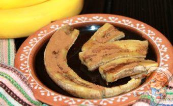 Бананы в духовке