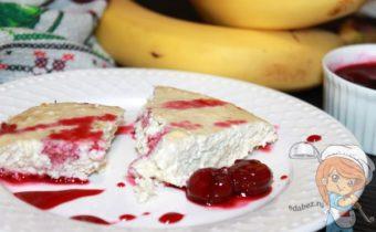 Запеканка с бананами в духовке