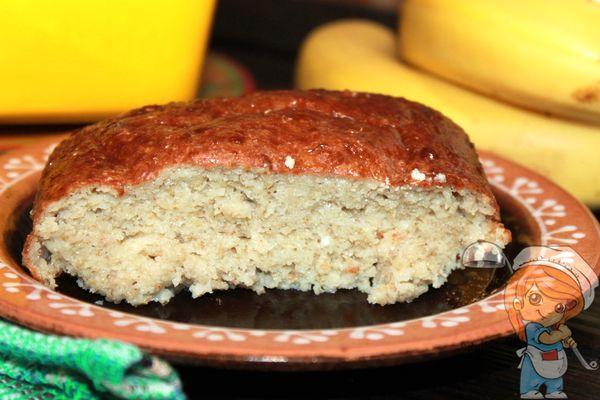 Рецепт овсяного пирога без муки и глютена