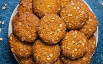 Печенье Анзак - рецепт