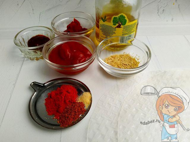 Продукты для приготовления бекона без мяса