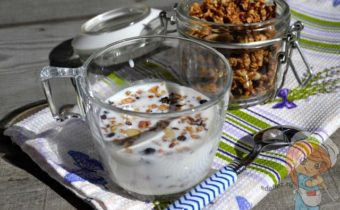 Гранола - рецепт в домашних условиях