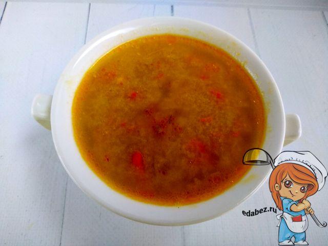 Суп с ревенем и яйцом: рецепт как варить