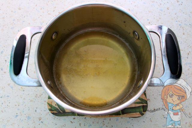 Готовим лимонный соус