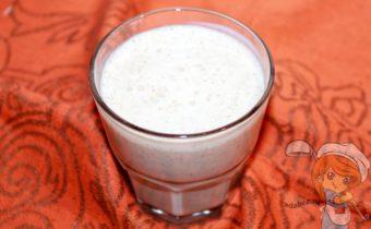 Кефирный жиросжигающий коктейль - рецепт с фото