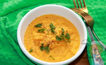 Вкусная простая морковная икра - рецепт с фото