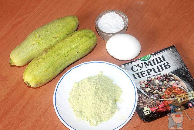Продукты для гороховых оладьев