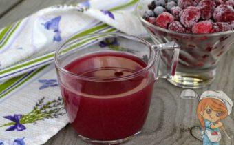 Ягодный кисель - рецепт с фото