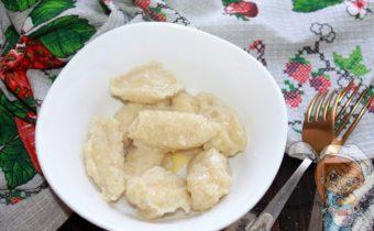 Клецки из манки для супа - рецепт с фото
