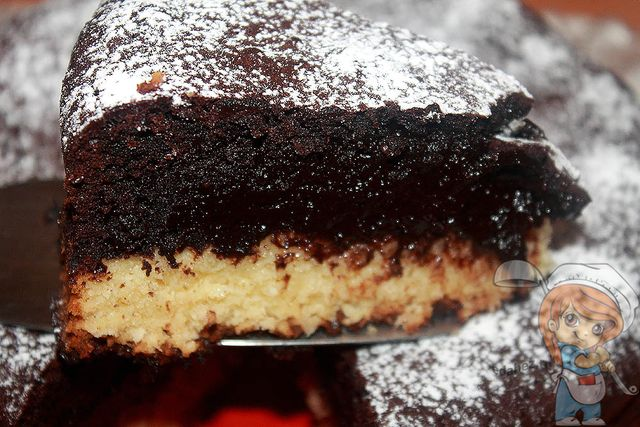 Брауни -торт с кокосом в шоколадеБрауни -торт с кокосом